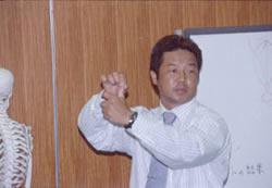 講師に石渡俊彦氏(プロゴルファー、トレーナー)を迎え、講演いただきました。