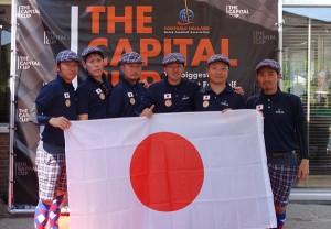 提供:日本フットゴルフ協会