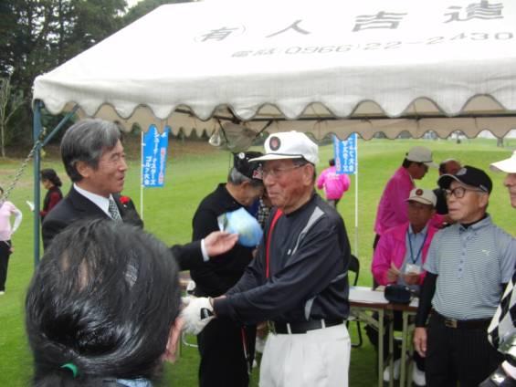 最高齢、90歳の和田勇さん