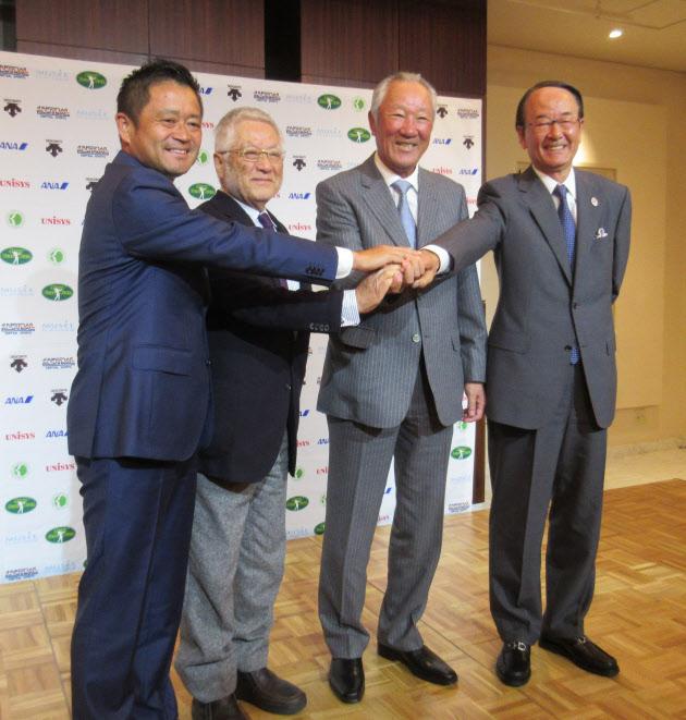 日本ゴルフツアー機構(JGTO)   ...