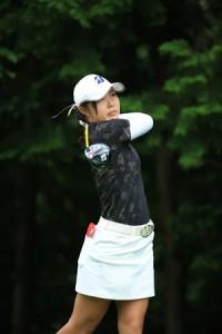 安定したショットを武器に逆転劇を演じた高橋彩華(日本女子アマ)提供:JGA