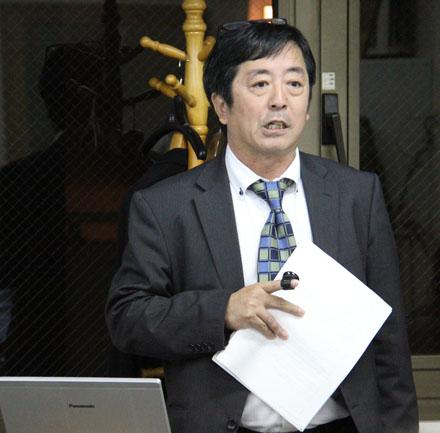 JGJA 記事作成に関する勉強会 小川朗講師