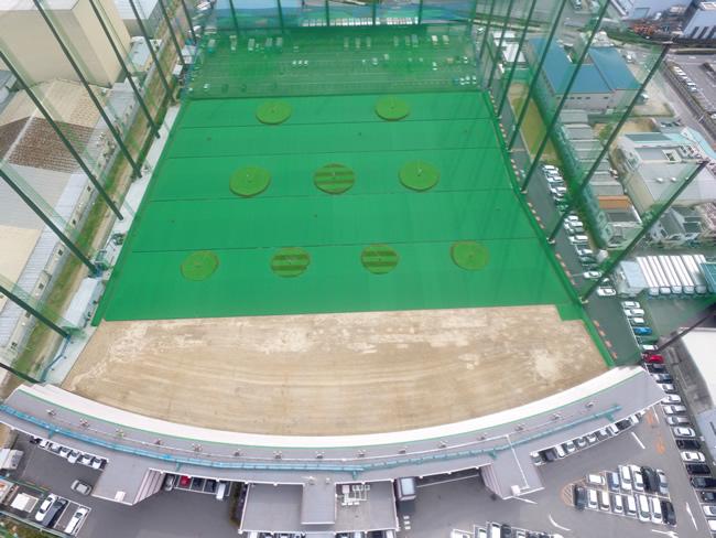 ゴルフ業界の活性化に喝 東大阪のゴルフ練習場