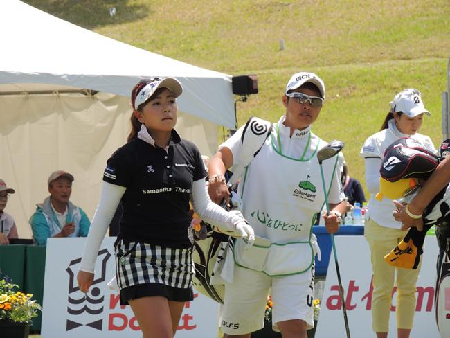 何度もベスト10に入りながら初優勝が遠かった青木瀬令奈。ようやくトンネルを抜け出した。