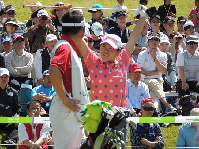 今後はプロ・勝みなみが、どんなゴルフをみせるか。