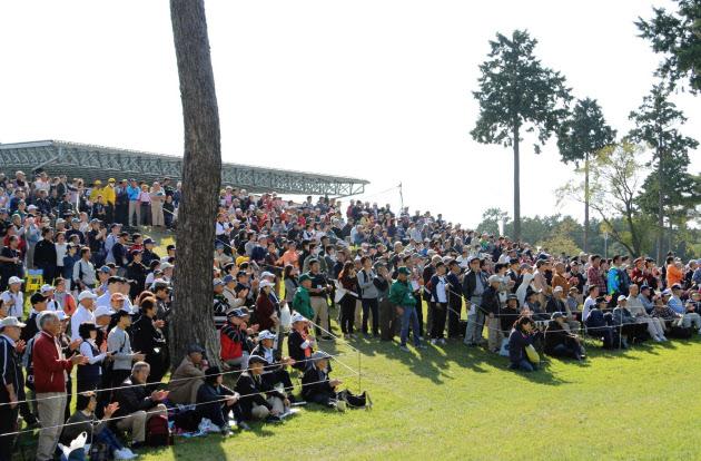 ゴルフもプロのすごいプレーを「見て楽しむだけで十分」なスポーツになってしまう危険性がある
