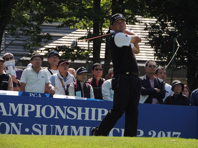 大御所・中嶋常幸もパブリックゴルフを通ってきた一人。「全日本パブリック」の優勝経験者だ。